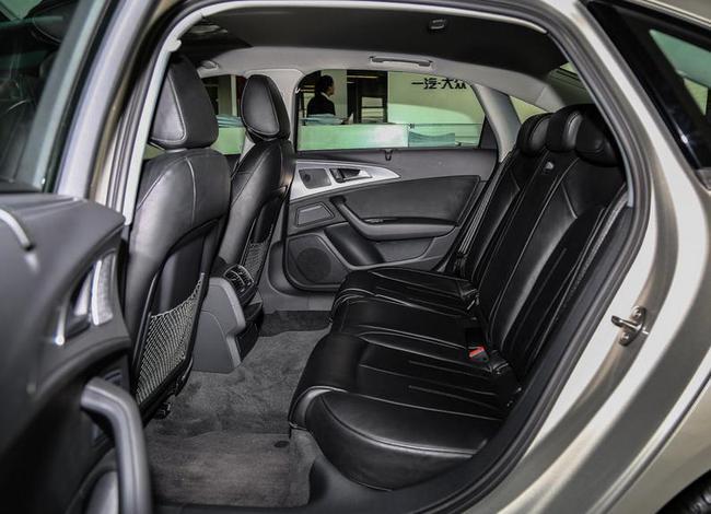 2017款奥迪A6L最新降价消息优惠现车促销高清图片