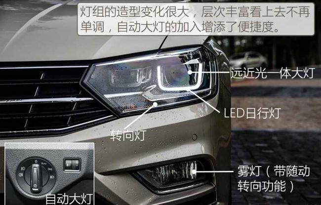 一汽大众车头内部结构图解