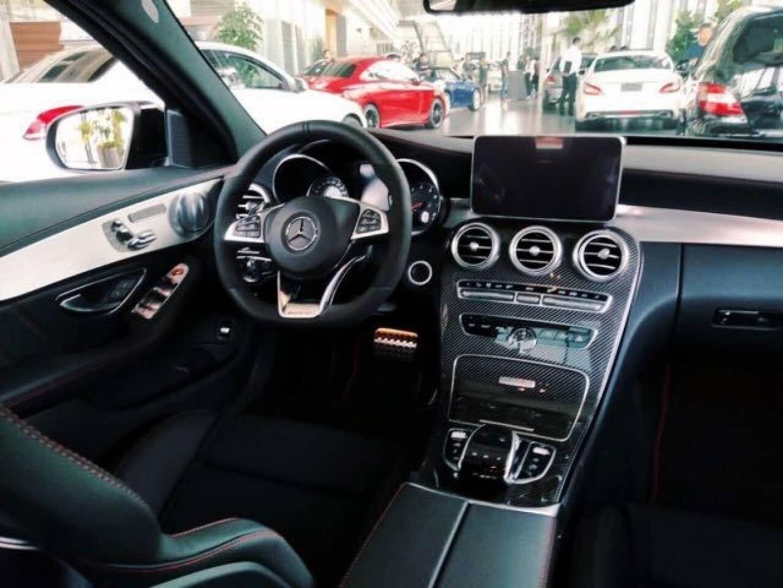 2017款奔驰C63 Coupe轿跑版 专业跑车领导者【汽车时
