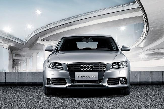 【新款奥迪A4L销量就属2.0T进取型报价提车最低多少钱】编辑从北京高清图片