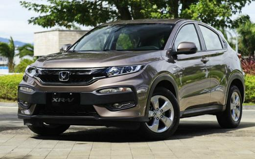 本田XRV1全国最低价 1.5L最高优惠多少钱降价促销全国高清图片