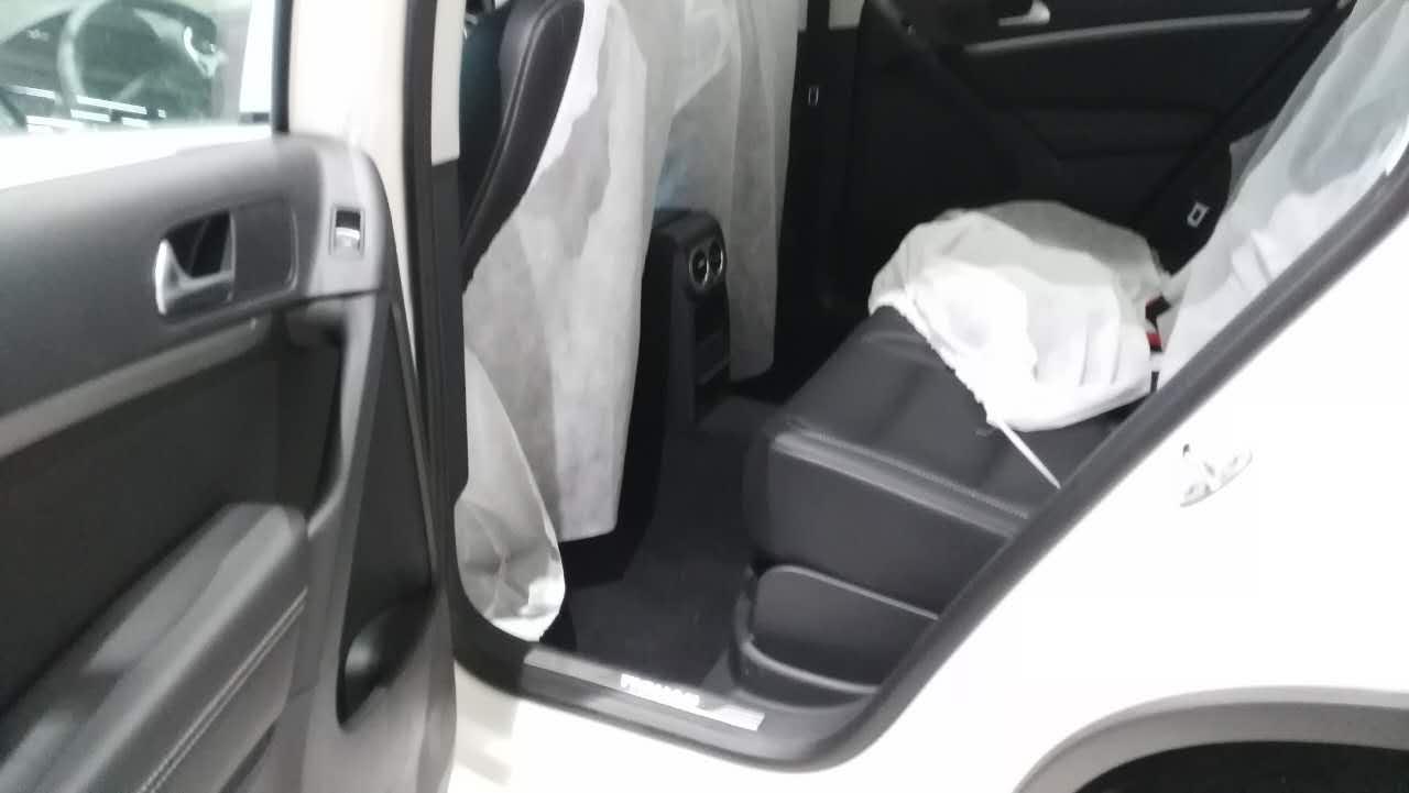 途观座位按钮图解