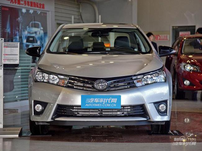 丰田卡罗拉迎新年挑战全国最低价售全国