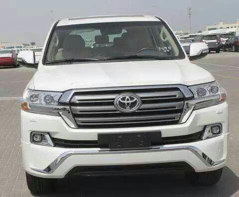 2016款丰田酷路泽4000中东版8座最低价63万