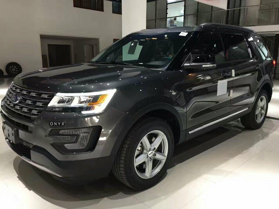 2017款福特探险者2.3T美规版现车空前大降价
