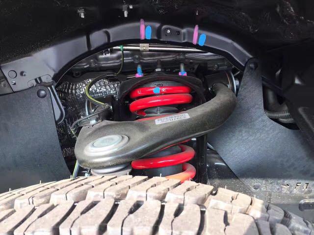 汽车排气内部结构