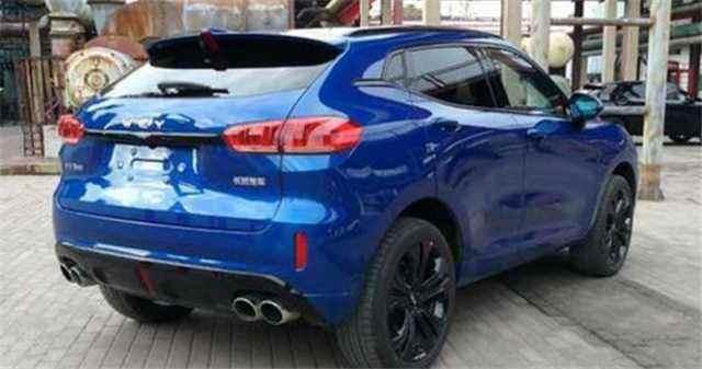 长城VV5最新车价多少钱裸车优惠活动促销苏