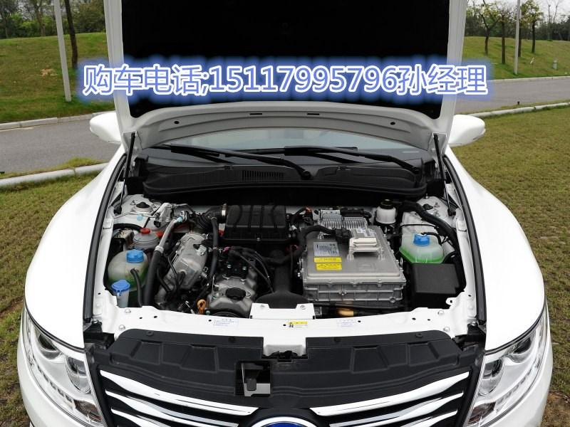 16款油电混合传祺GA5价格最低促销报价