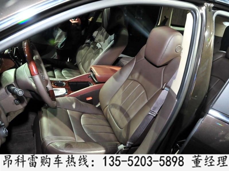 别克昂科雷进口7座SUV 北京现车7折促销