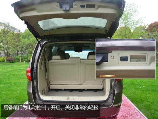 2017款别克GL8七座商务车裸车降价促销图片空间最新价格高清图片