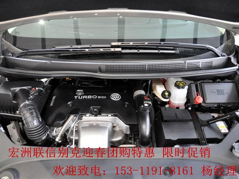 7座MPV豪华别克商务车GL8在动力配置方面,2016别克新款GL87座高清图片