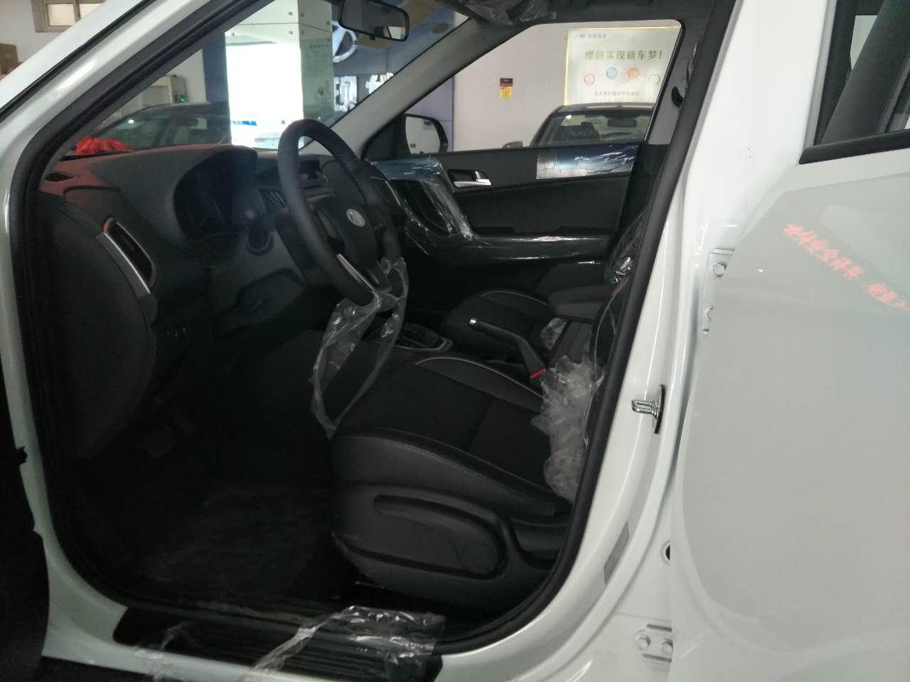 现代ix25现车充足最新优惠行情现金直降零利润促销