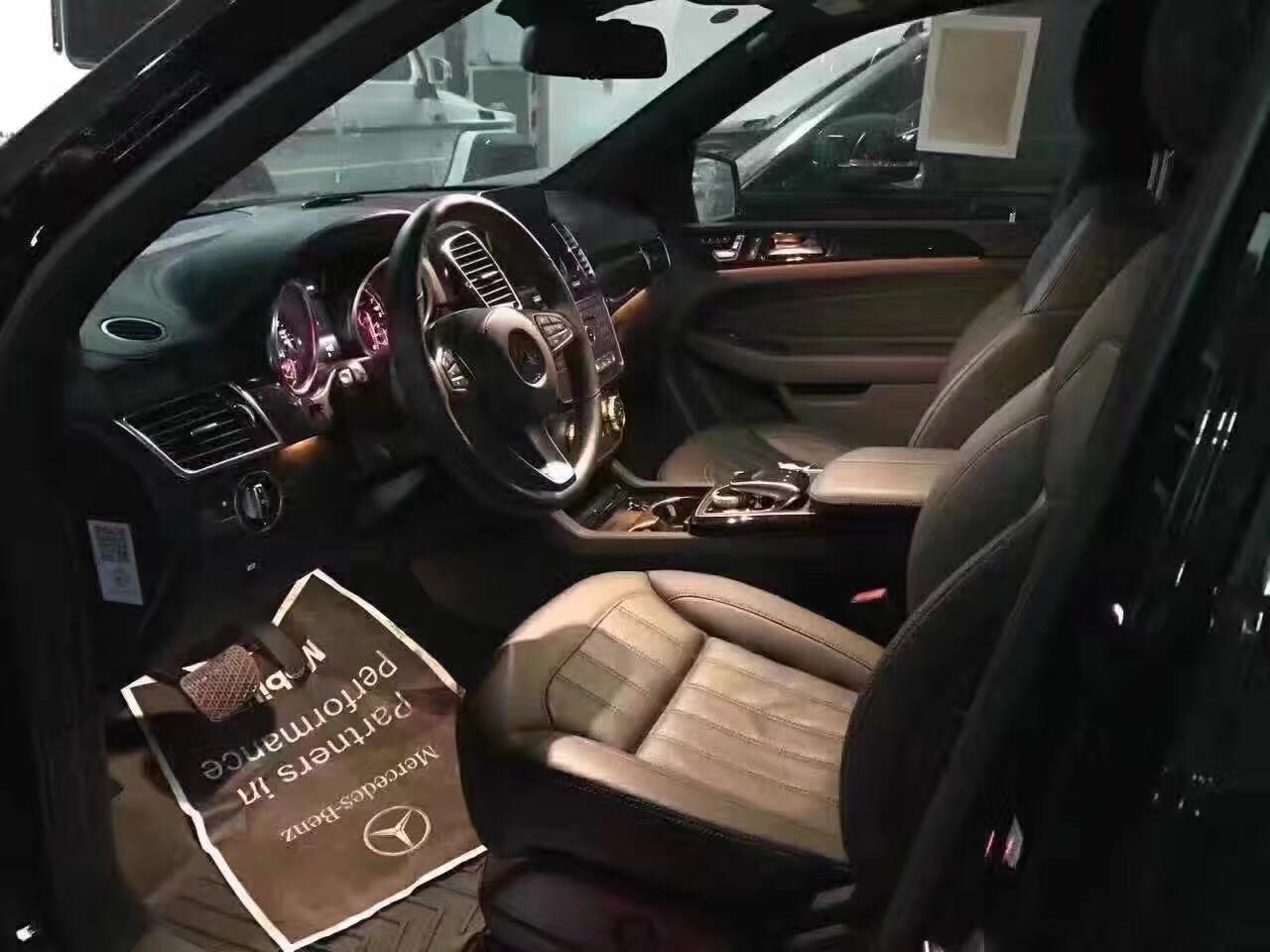 17款奔驰加版GLE43奔驰中的贵族城市运动SUV