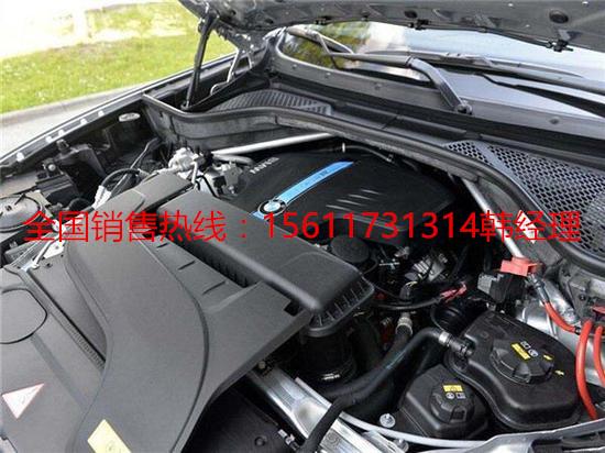 2017款宝马X5典雅型3.0最低报价全系最高优惠SUV强悍高清图片
