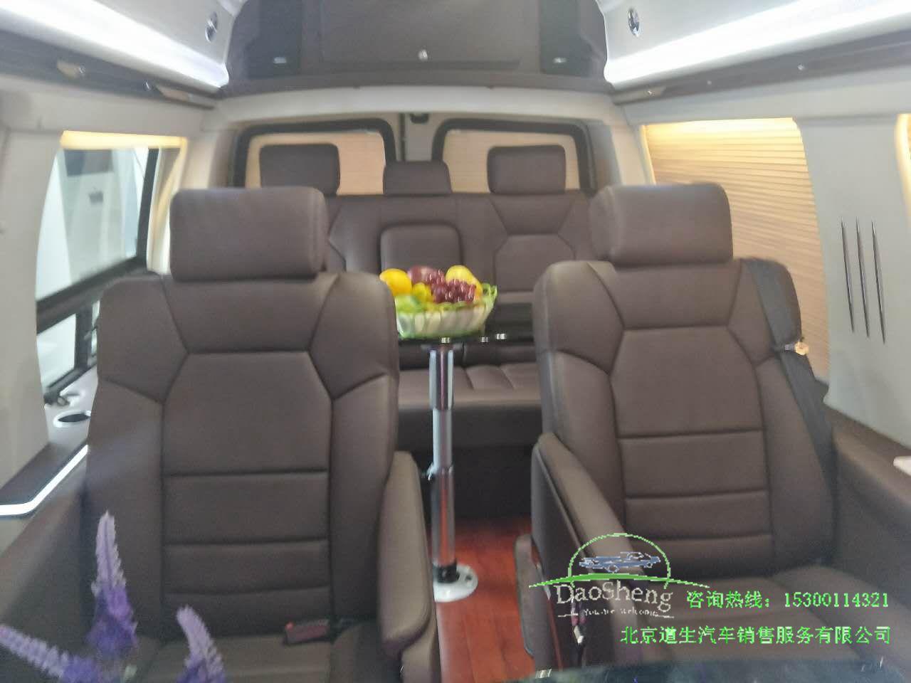 福特E350房车价格 特价78万高清图片