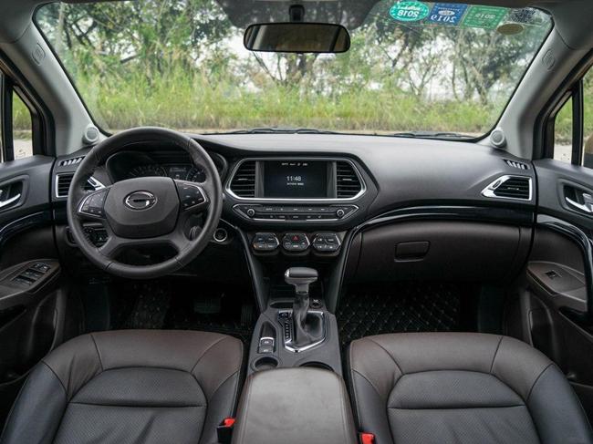 新款广汽传祺GS4报价及图片现车最新优惠促销
