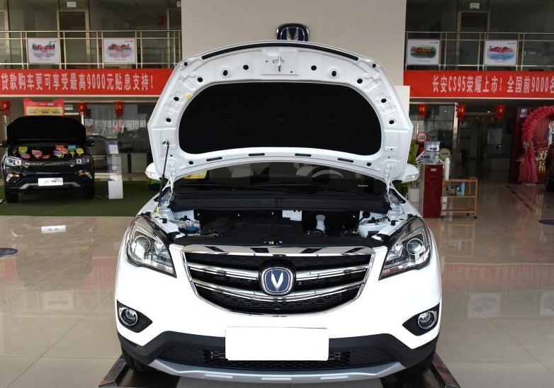 新款长安cs35降价优惠 长安汽车售全国高清图片
