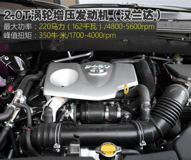丰田汉兰达最新报价 汉兰达最低价 **