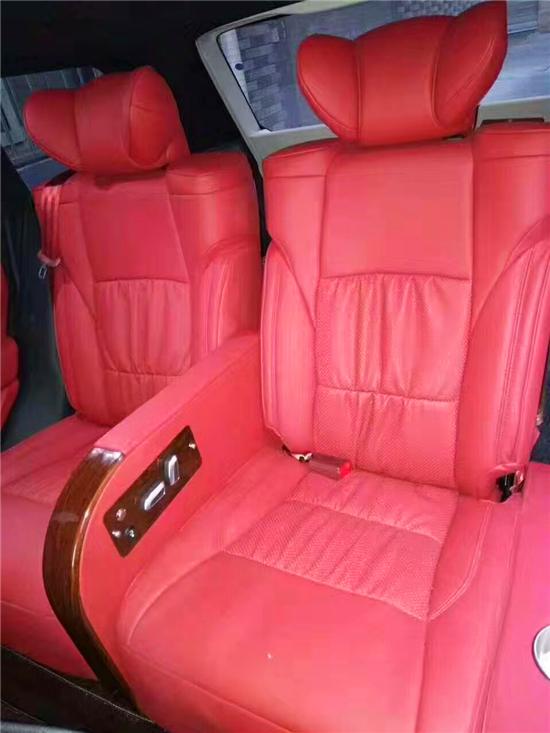 路虎发现4改装航空座椅价格及图片