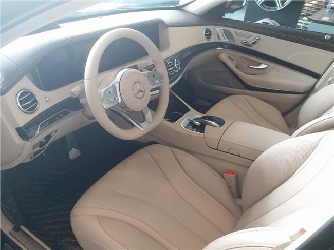 奔驰S450L 四驱豪华指导价1318 山东现车到店