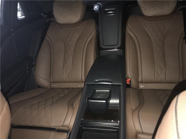 奔驰迈巴赫S450 被誉为世界上最好的商务汽车