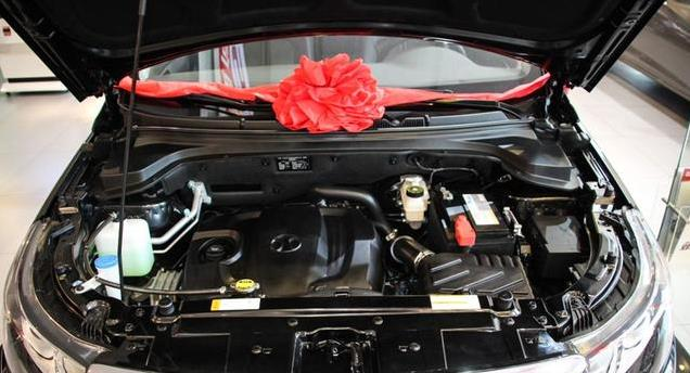 北汽绅宝X55优惠多少钱 新款绅宝X55裸车落地价格高清图片