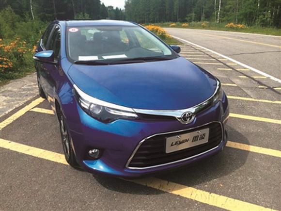 新款丰田雷凌限时促销 畅销现车独居魅力