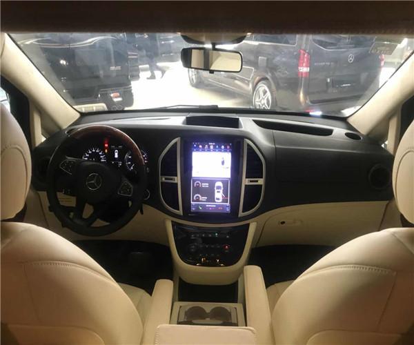 奔驰威霆商务车,GL8的价格换来奔驰的舒适品质【图】